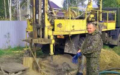 Бурим скважины на воду. Обустройство - Белгород, цены, предложения специалистов