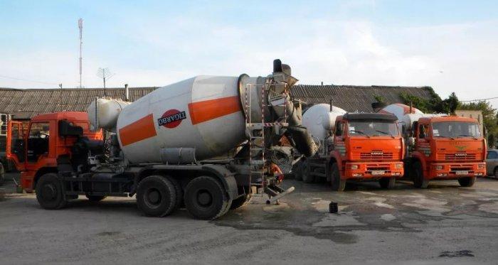 купить бетон в борисовке белгородской области