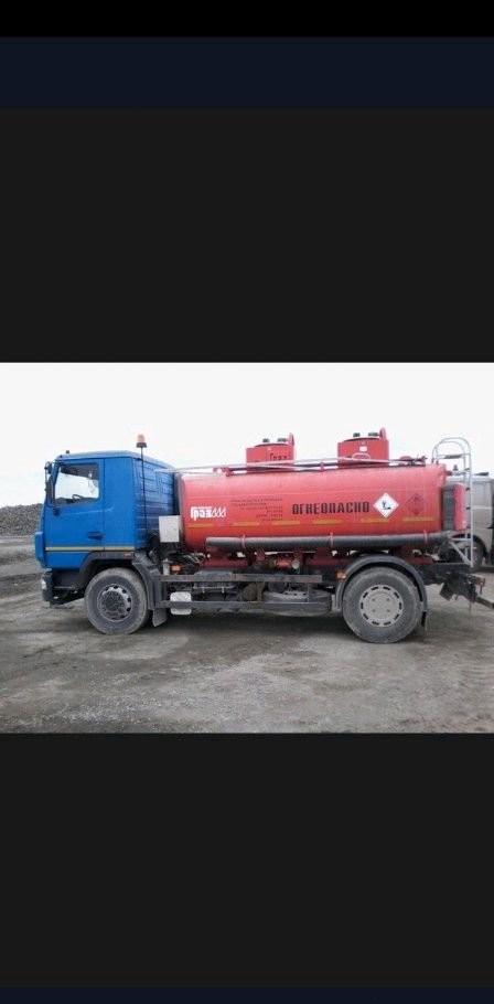 Доставка топлива цистерной бензовозом - Белгород