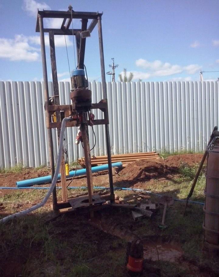 Бурим скважины на воду - Красногвардейское, цены, предложения специалистов